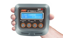 Skyrc S60 mini AC/DC 2-4S Multi Functions Digital Charger for all RC Jets Cars Truck