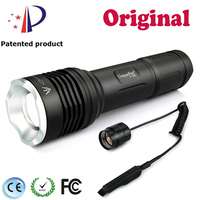 UniqueFire Mini Infrared Led Flashlight UF 1506 IR940nm LED Light Tactical Zooming Torch Lamp Flashlight With A Rat Tail Switch