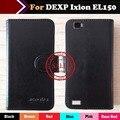 Горячая! 6 Цветов DEXP Ixion EL150 Зарядное Устройство Случае цена Завода Флип Кожаный Защитный Телефон Дело Чехол Luxury Кожаный Бумажник Дизайн