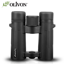 olivon five-color-bird binocular telescope of  8×34  10*34 series telescope suit for outdoor child gift binoculars telescopio