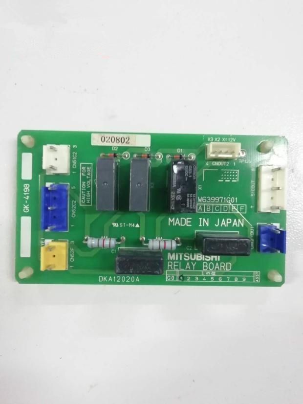 W639971G01 GK-4198 DKA12020A Good Working Tested