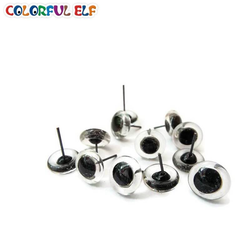 100st 2-12mm glasögon för djurduk gratis - Dockor och gosedjur