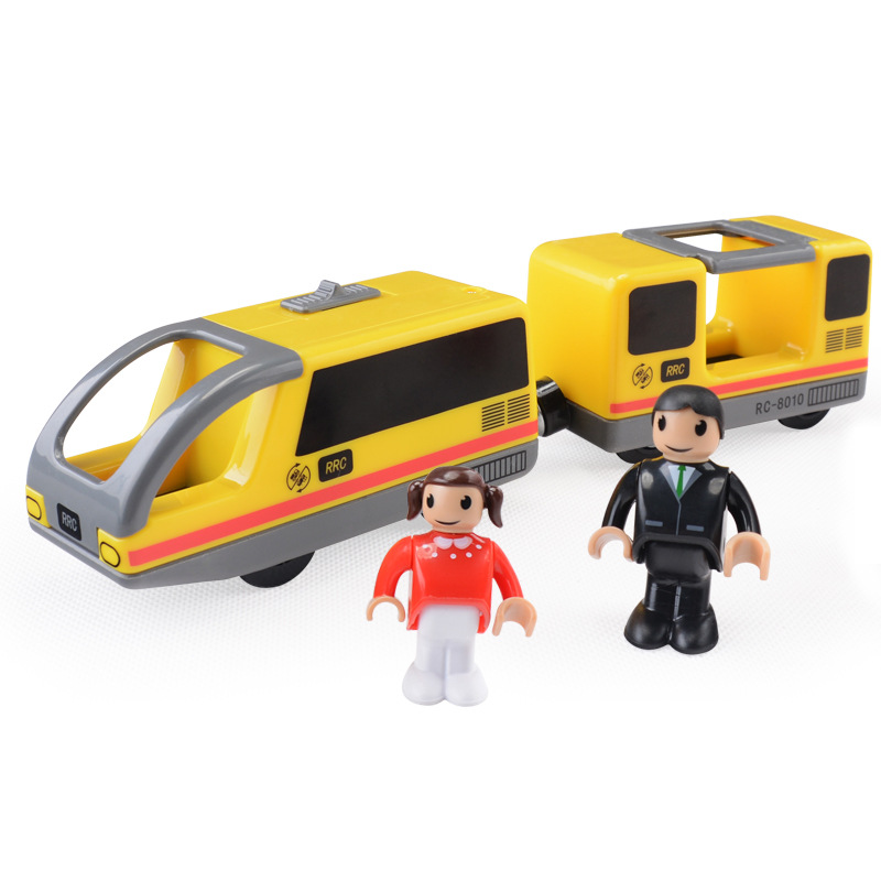 RC-Electric-Express-Truck-Magnetic-Train-With-Carriage-FIT-Thomas-wooden-track-Children-Electric-Toy-Kids-Toys-2