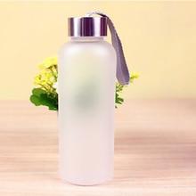 Water Bottle 600ml Plastic Plastique Sport Direct Drinking Shaker Bottles Hiking Portable For