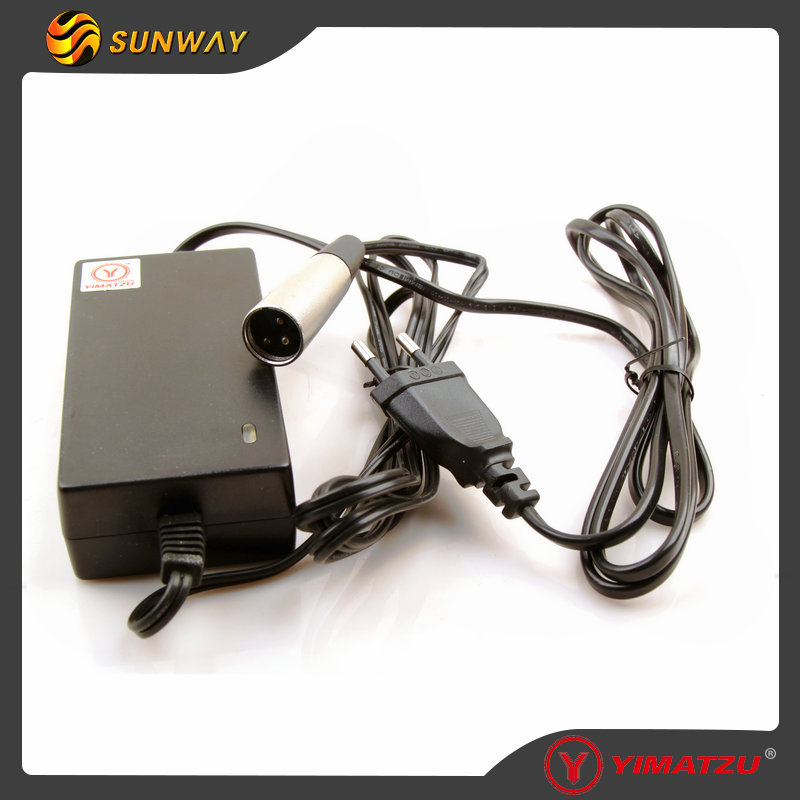YIMATZU 24V 1.6A Electric Scooter UL TUV GS Charger for RAZOR E100S -E325S Scooter Freedom Scooter Free shipping By Epacket