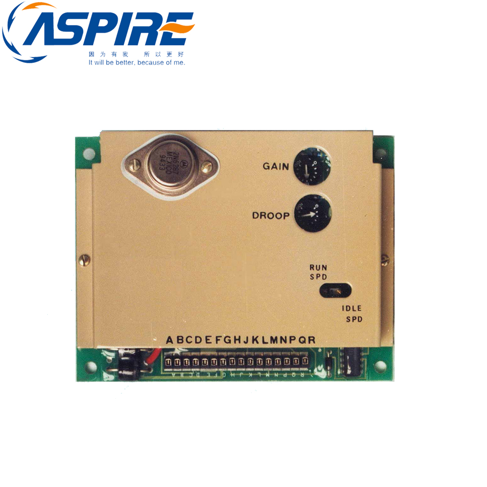 Engine Speed controller Unit 3044195 for Generator Governor generator speed controller 3044195 for diesel engine genset