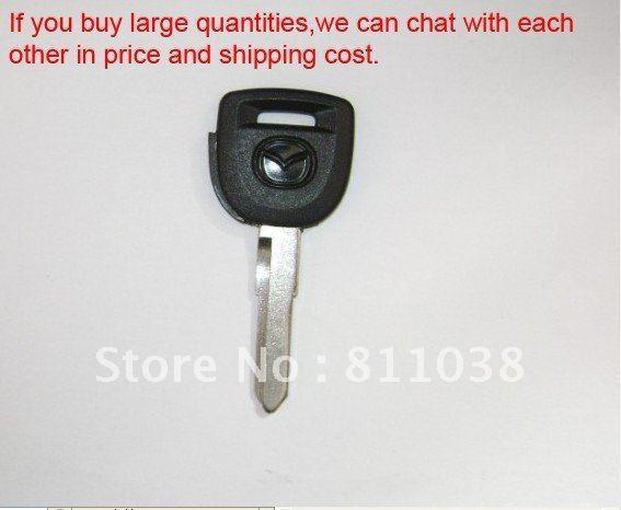 MAZDA key shell