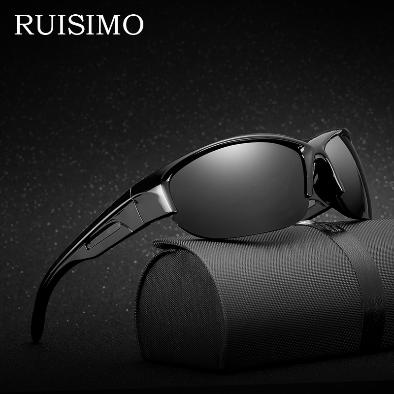 cc44aaa98 Polarized Sunglasses Polaroid sun glasses Goggles UV400 sunglasses for men  women Eyewear De Sol Feminino UV400 Eyewear black