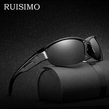 Polarized Sunglasses Polaroid sun glasses Goggles UV400 sunglasses for men women Eyewear De Sol Feminino UV400 Eyewear black