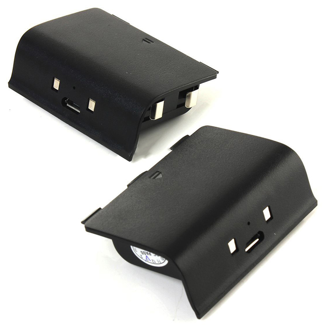 EDT-Dual Charge Charging Dock + 2 Rechargeable Batteries for XBOX ONE Controller