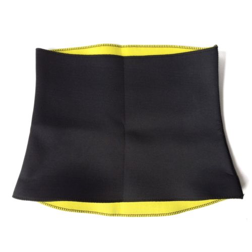 Body Shaper - Sweat Weight Loss - Yoga Sport Belts - Neoprene Sauna Shapers - Slimming Belt Waist 5