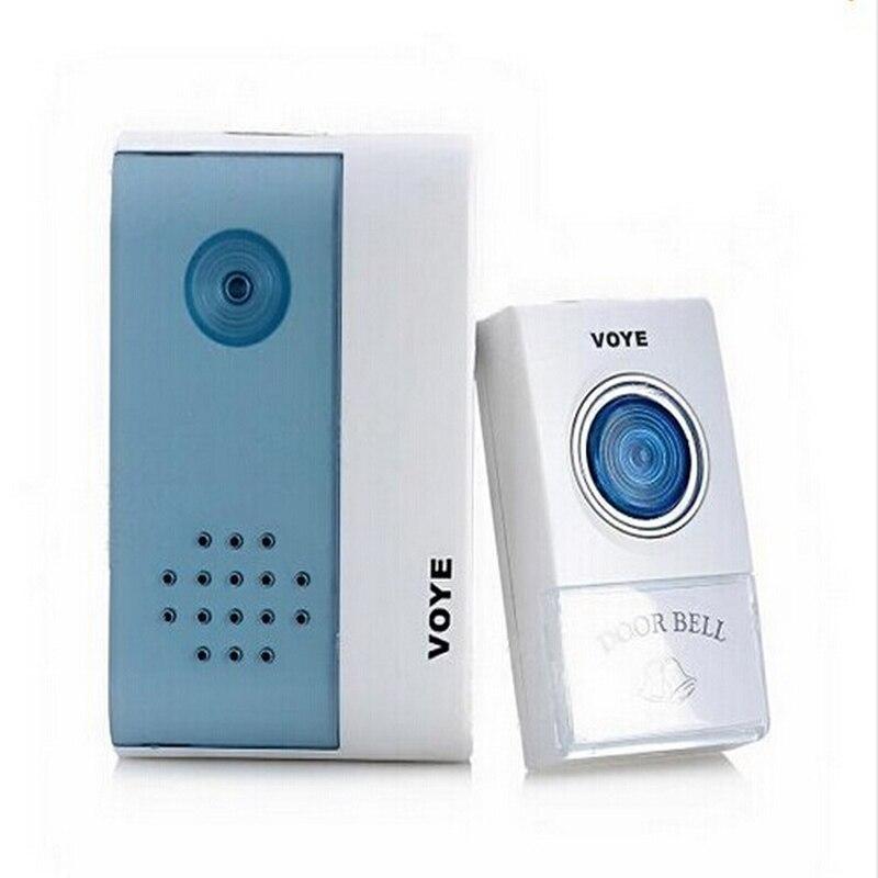 Беспроводной дверной звонок с дистанционным управлением цифровой 36 Tunes Songs Musics Chime Alarm электронный дверной Звонок