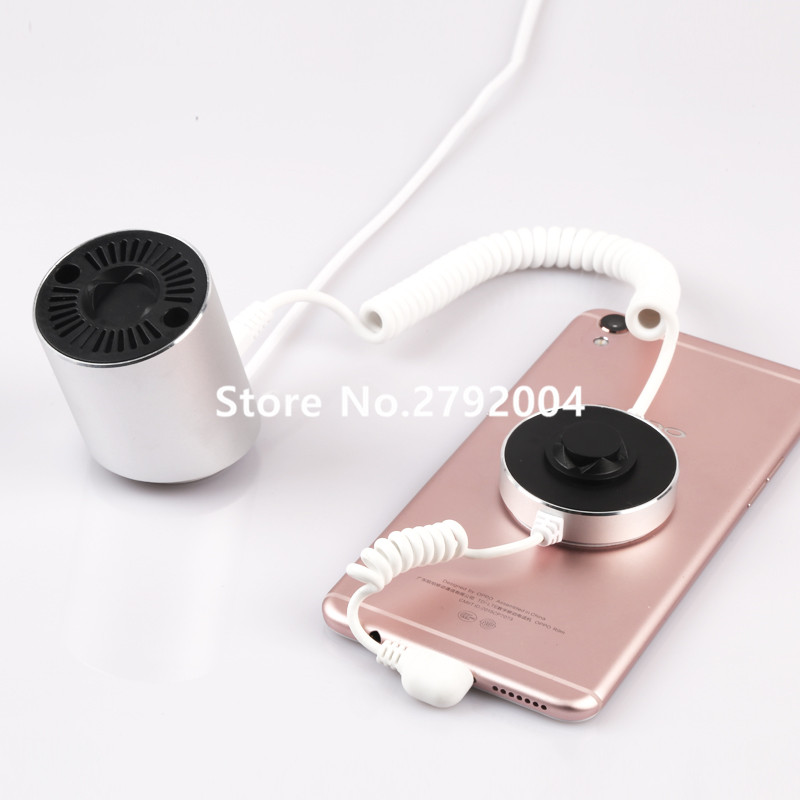 5 set/lot 360 degree rotate mobile tablet security alarm display holder stand for pad and cell phone viruses cell transformation and cancer 5