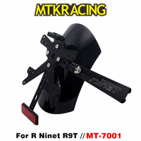 MTKRACING For BMW R nine t R Ninet R9T R 9 T 2014 2019 Rear Fender Mudguard Tire Hugger Motorcycle Fender Fender Wheel Hugger