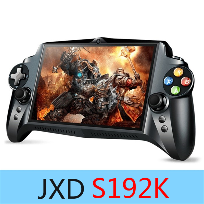 JXD S192K 7 inch 1920X1200 Quad Core 4G/64GB New GamePad 10000mAh Android 5.1 Tablet PC Video Game Console 18 simulators/PC Game клаксон new 118 12 24v 4 quad