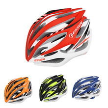 ESSEN New Adult Cycling Helmet Road MTB Mountain Bike Safety Team Pro Racing Smart Cap casco ciclismo hombre mujer