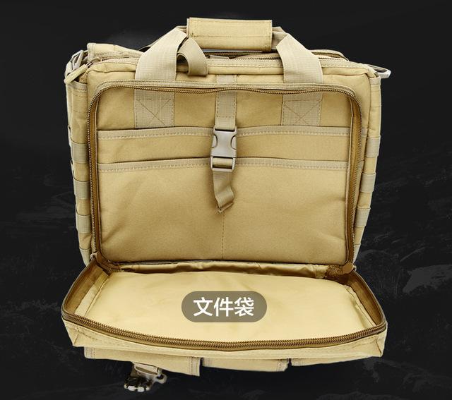 Fashion Men's Briefcase Tote Laptop Briefcase Laptop Bag Men Business Bag office Bag male Handbag Crossbody Bag Sling