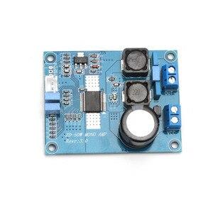 Image 3 - Kaolanhon DC12 24V canale Mono bordo amplificatore 50 W TDA7492MV classe D bordo amplificatore Digitale