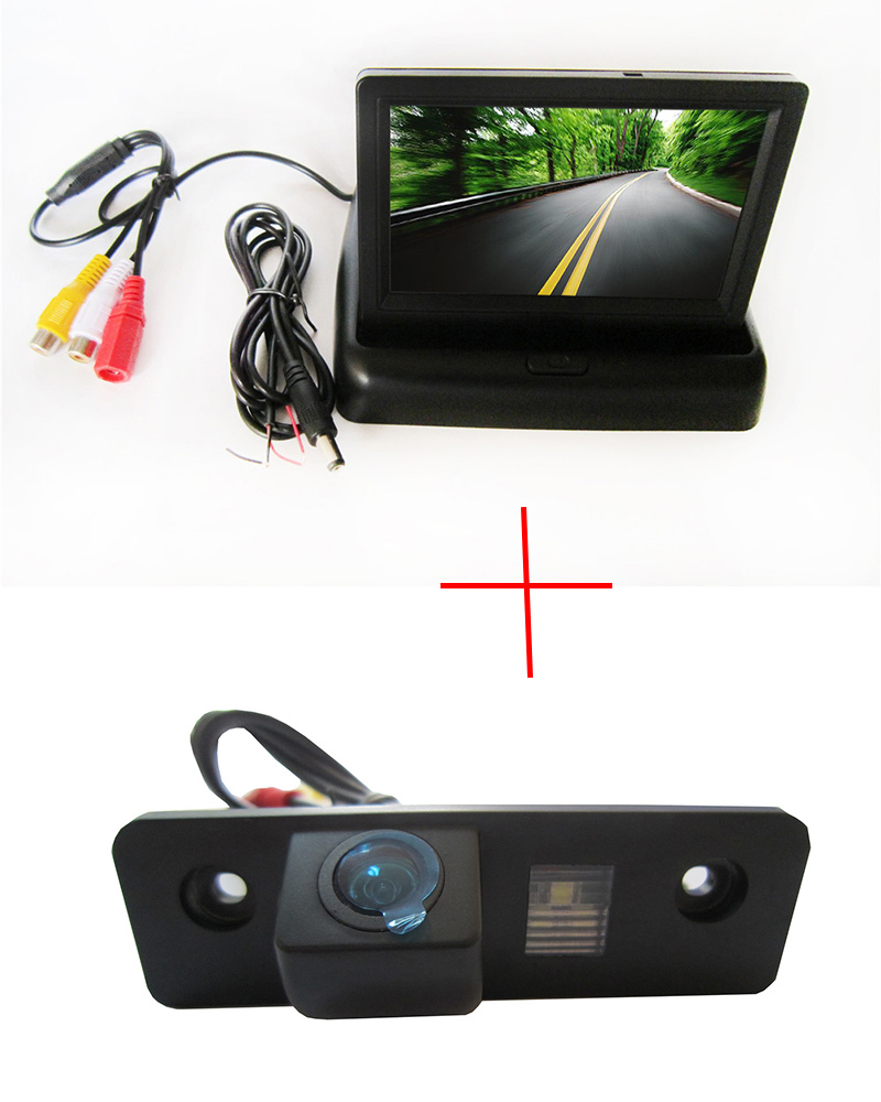 Color Car Rear View font b Camera b font for SKODA ROOMSTER OCTAVIA TOUR FABIA with