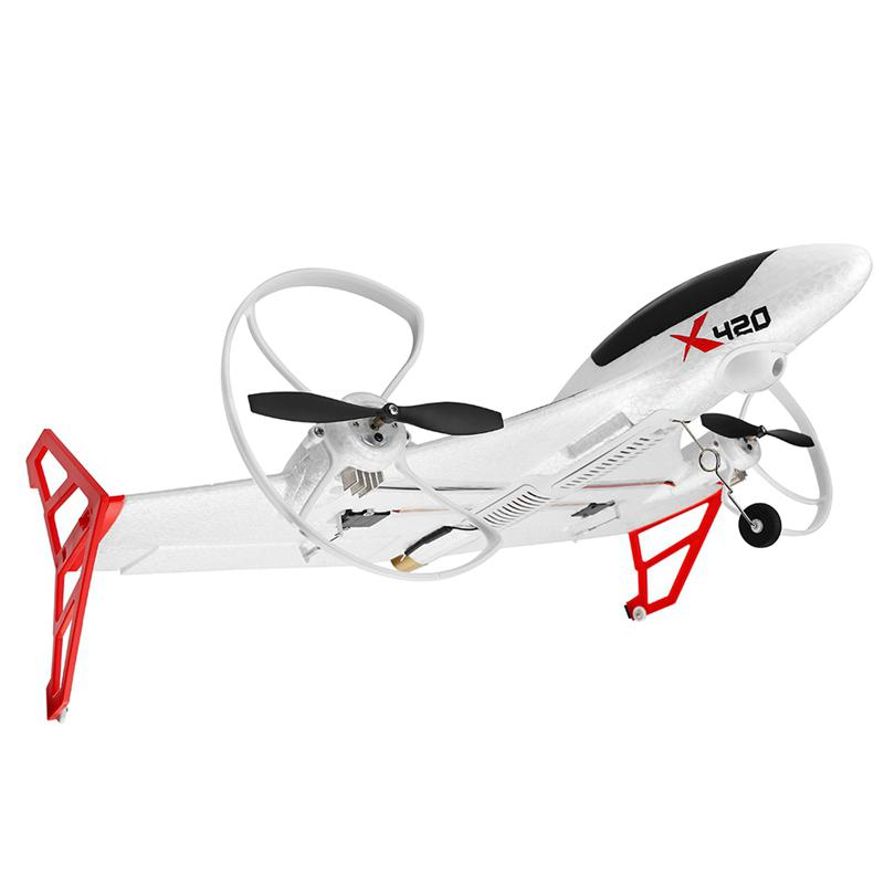 Image 2 - RC 3D Aerobatic Airplane Remote Control Vertical Takeoff Landing Fixed Wing Plane Outdoor Park Aircraft Toys Drone-in RC Airplanes from Toys & Hobbies