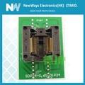 Free shipping IC test Socket SSOP30 to DIP30 test block 0.65MM programmer adapter