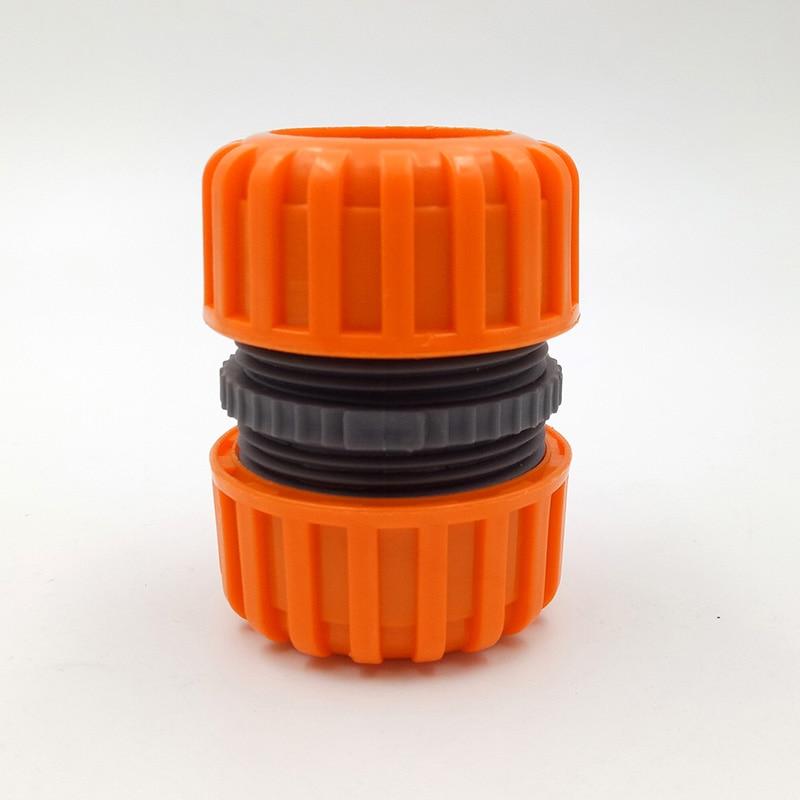 Durable Garden Water Hose Connector Pipe Mender Repair Leaking Joint Adapter Z
