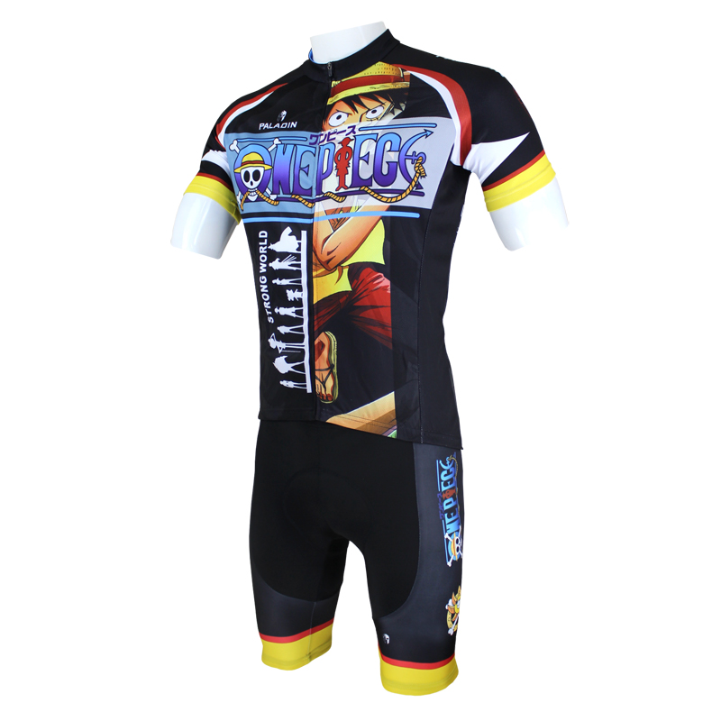 159ce22aa Anime One Piece Monkey D Luffy Cycling Jersey Men Cycling Equipment Cycling  Sets X068-in Underwear from Mother & Kids on Aliexpress.com | Alibaba Group