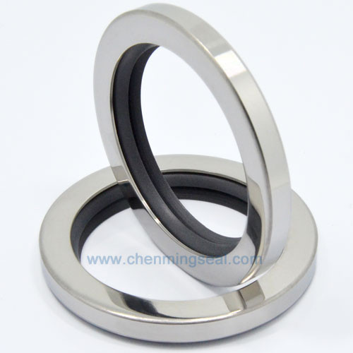 Seals 65*90*12 Mm Ccw Dual Lip Ptfe Oil Seal With Ss304 Housing For Screw Compressors/vacuum Pumps/mixers/blowers/gear Boxes/extruders To Suit The PeopleS Convenience