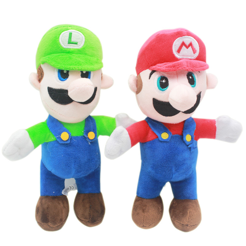 Hot Pp Cotton Plush Toys Super Mary Mario Mushroom Plush Doll Animal Stuffed Kids Toy for Child Gift Anime Toys Hand Puppet 9 22 cm gengar plush toys anime new rare soft stuffed animal doll for kids gift