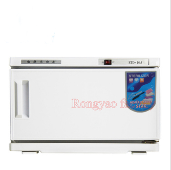 RTD-23A Electric Towel Cabinet Heating Cabinets Salons Hotels Wet Towel  Moisturizing Mini Automatic Electric Towel Cabinet