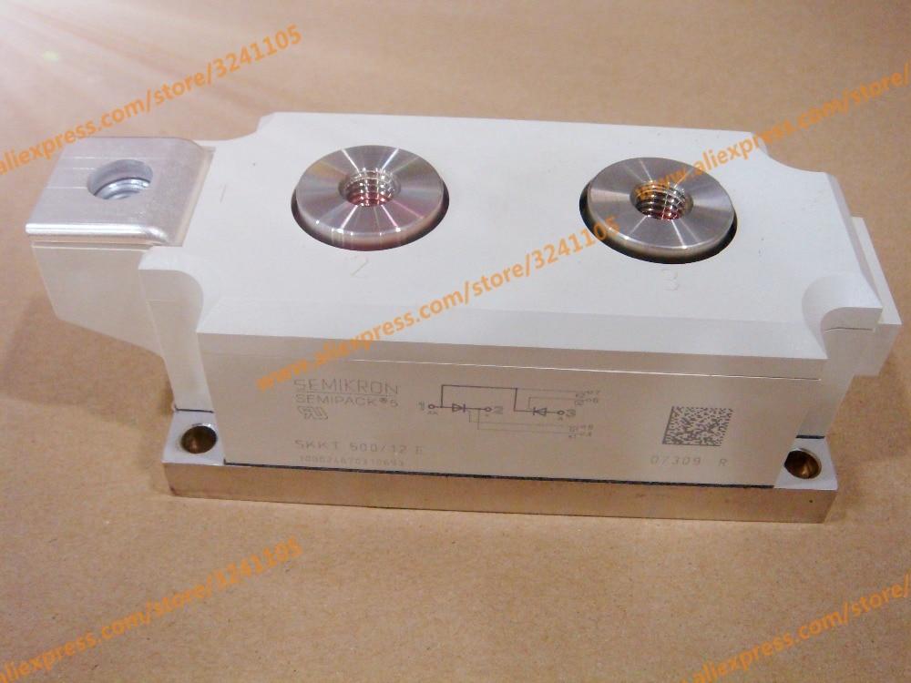 Free shipping  NEW  SKKT500/12E SKKT500 12E MODULE skkt132 18e skkt132 16e skkt132 14e skkt132 12e module