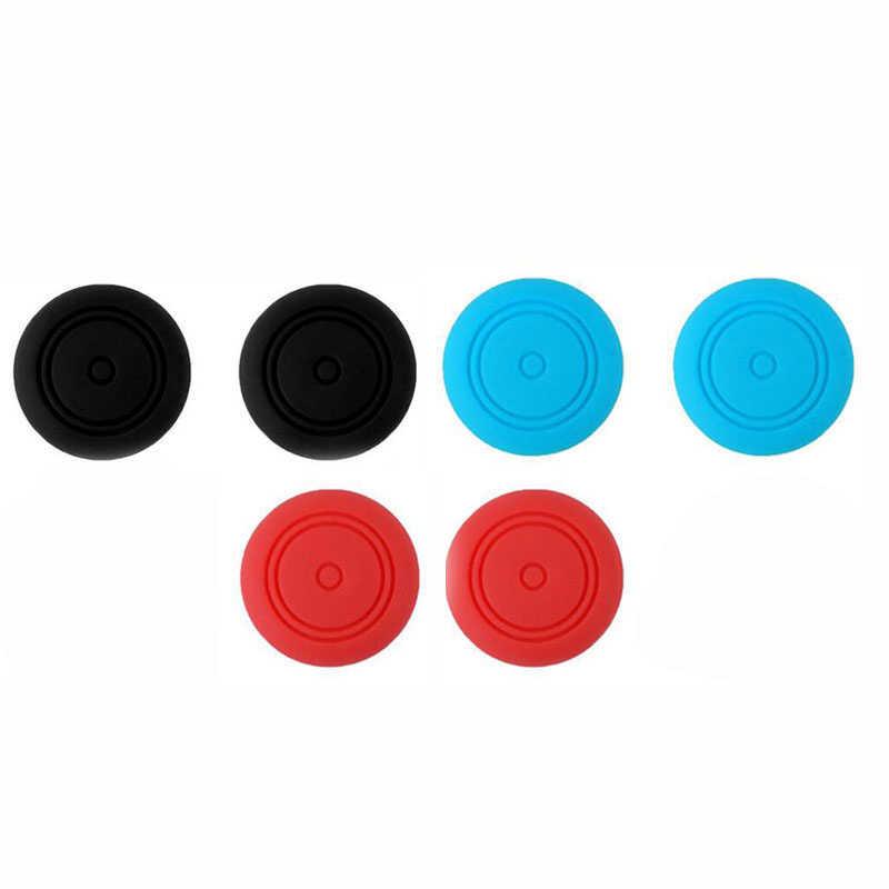 1 комплект мягкий силиконовый Противоскользящий ударопрочный защитный чехол + 2 накладки для джойстика Джойстик колпачки Крышка для переключателя NAND Joyst r29