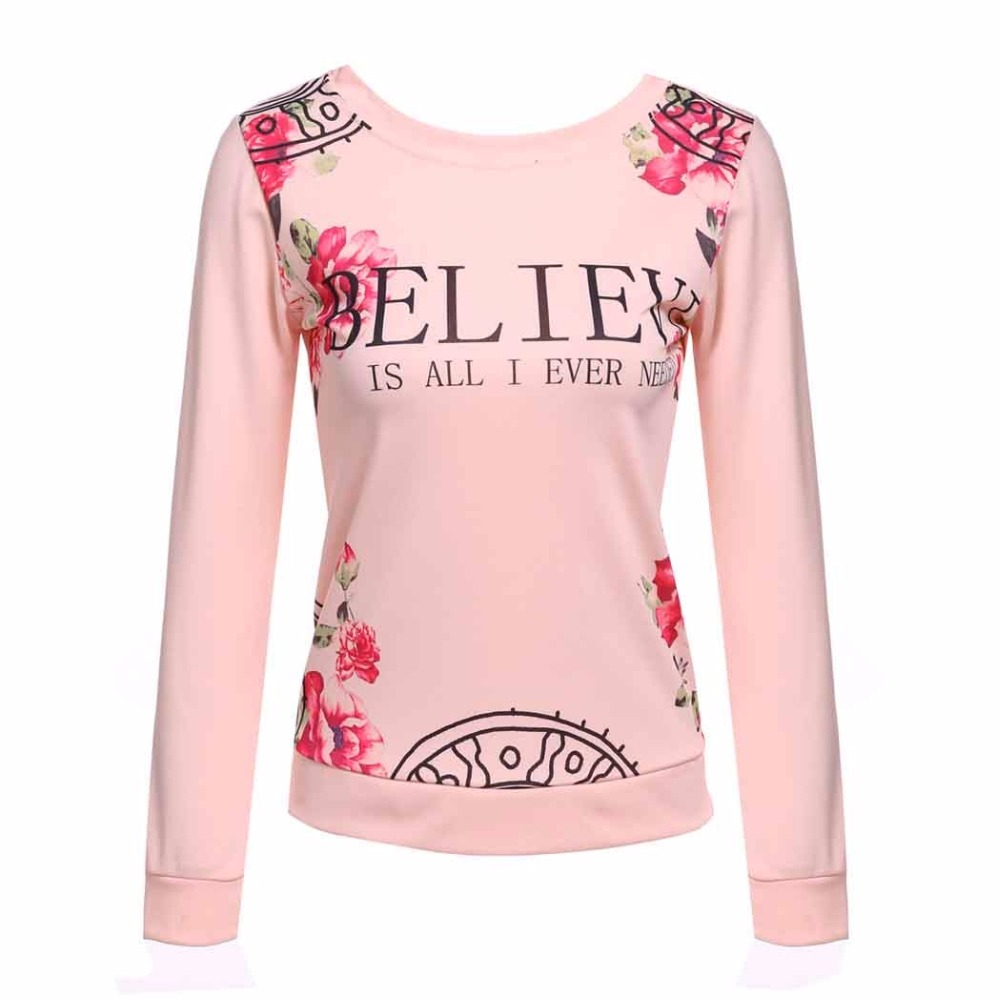 Cute Spring Autumn Long Sleeve Women Suit Hoody Female Lady Sweatshirt Hood Sportswear Tracksuit Polerone Clothing Clothes 2016