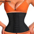 Women Hot Body Shaper Slimming Waist Tummy Belt Waist Cincher Underbust Control Corset Waist Trainer Slimming Belt Shaper S-5XL