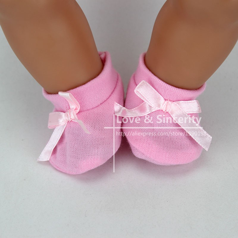 New-Arrival-Soft-Shoes-Fit-For-43cm-Baby-Born-Zapf-2