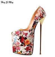 2018 г. Новая женская обувь, размер 40 50, высокий каблук 22 см, мягкая обувь с перекрещенными ремешками, тонкий металл, Круглый очень высокий кабл