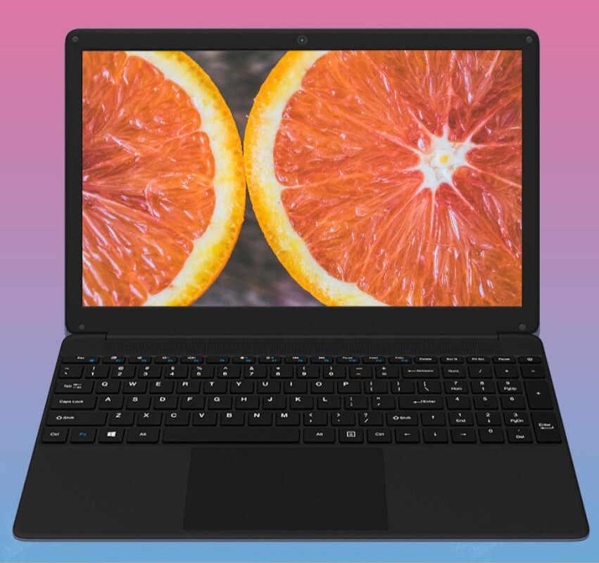 """2019 新 15.6 """"超薄型ノート Pc インテル® Pentium® N3520 クアッドコア 8 グラム DDR3 + 2000 グラム HDD Wifi HDMI HD ウェブカメラ窓 7/10 ノートブックコンピュータ"""