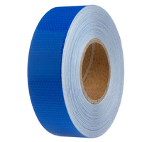 50M Reflective Safety Warning Conspicuity Tape Film Sticker Multicolor Car Truck