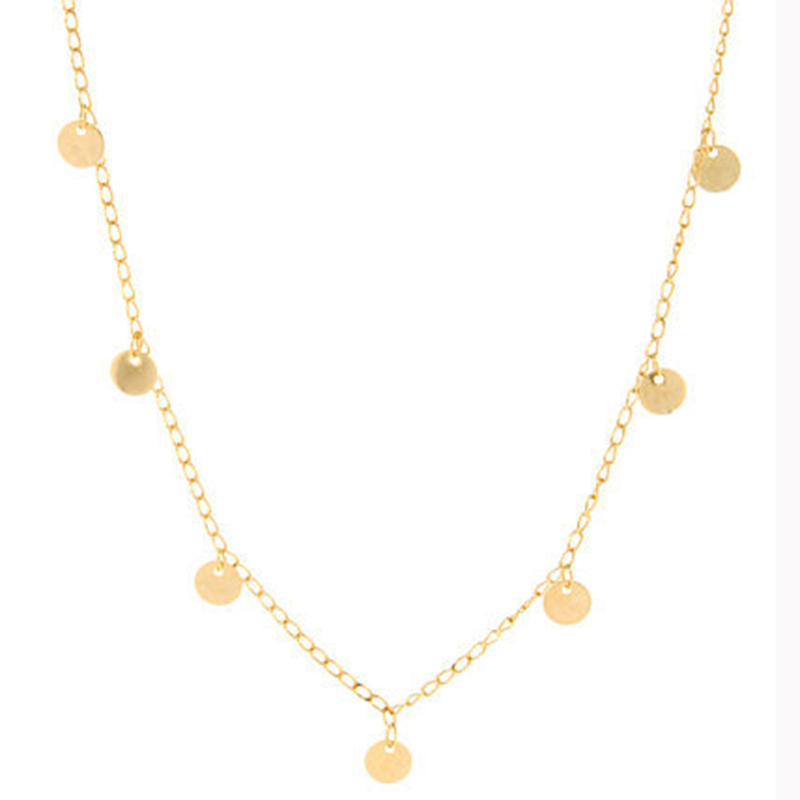 Bohemia-collar-de-la-joyer-a-de-las-mujeres-Collares-de-la-moneda-de-oro-collar (2)
