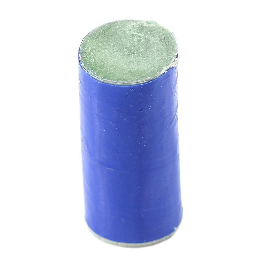 SDFC 2pcs Glass fiber Rust Remover Stick Metal Rust Pan Cleaning Brush New