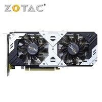 Original ZOTAC GTX 960 4GB GPU Video Card GeForce GTX960 4GB Map 128Bit PCI E Graphics Cards For nVIDIA GM206 4GD5 HDMI