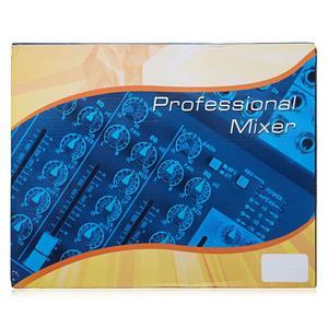 Image 4 - LEORY 7 채널 디지털 마이크 사운드 믹서 콘솔 48V 팬텀 파워 전문 가라오케 오디오 믹서 앰프 USB