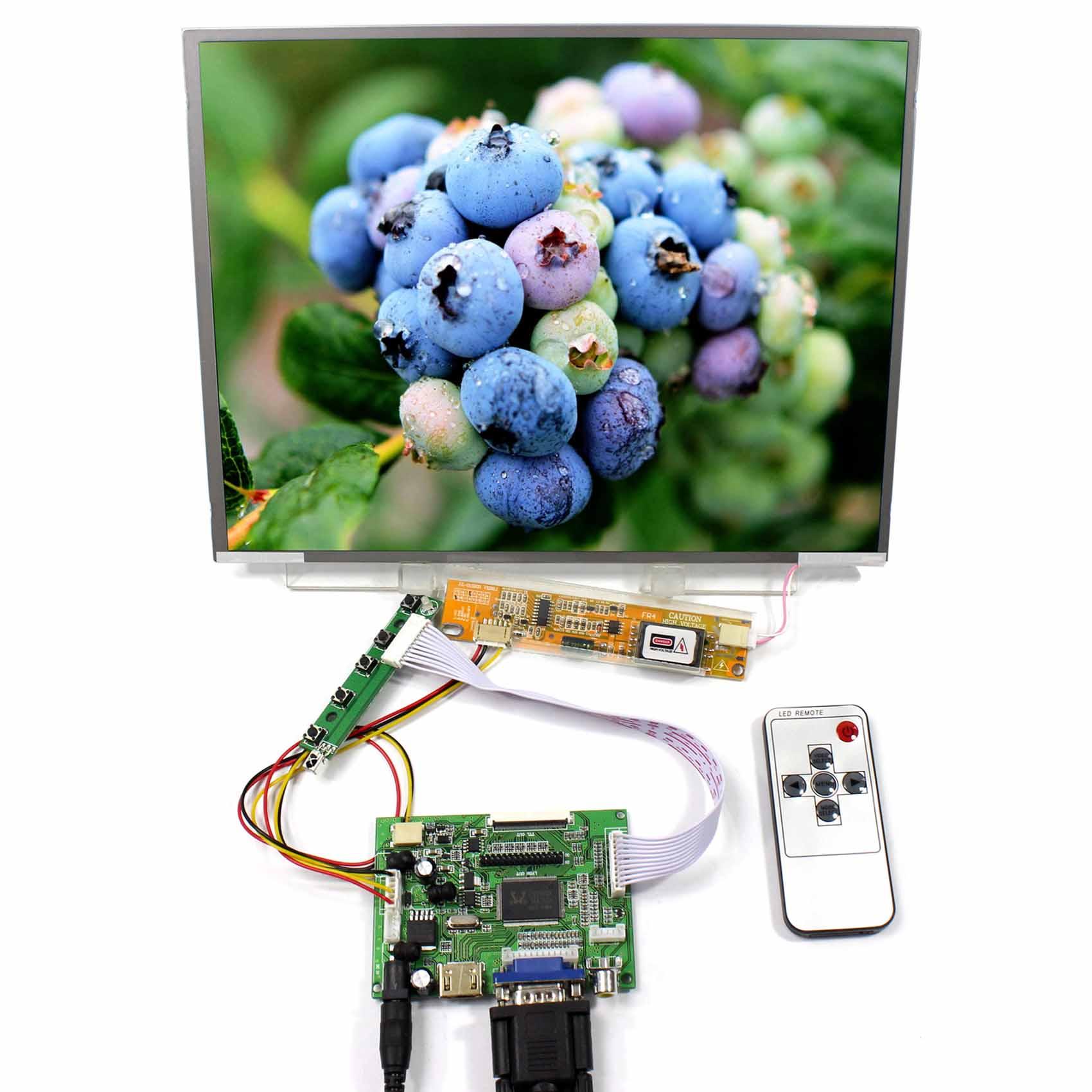 HDMI VGA 2AV lcd  Controller board VSTY2662-V1 With 12.1inch 1024x768 N121X5 LTN121XJ HT121X01 LCD PanelHDMI VGA 2AV lcd  Controller board VSTY2662-V1 With 12.1inch 1024x768 N121X5 LTN121XJ HT121X01 LCD Panel