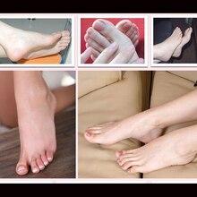 Foot Mask Socks For Pedicure Exfoliator
