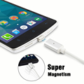Micro USB Magnetic Phone Cable For Android Samsung S6 S7 S6 Edge Plus S5 A7 A5, Metal Charger For Samsung Note 5 4 J 7 5