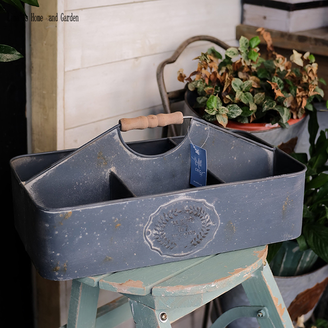 rustic gray hand made metal zinc vintage planter box with ... on chrome planters, iron planters, long rectangular planters, bucket planters, stone planters, window boxes planters, copper finish planters, old planters, tall planters, urn planters, pewter planters, resin planters, large planters, plastic planters, round corrugated planters, corrugated raised planters, aluminum planters, wall mounted planters, stainless steel planters, lead planters,