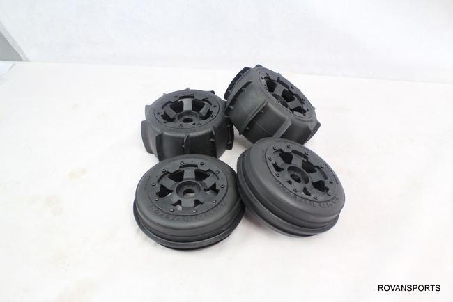 5B baja sand tyres set  85049-2 front and rear sand buster tyres set for baja 5b