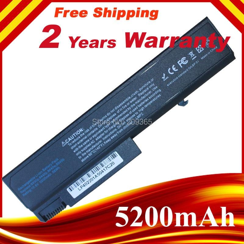5200mAh 6Cells notebook Laptop Battery HSTNN-IB68 For HP ProBook 6450b 6440b 6530 6540b 6555b 6930p 6550b 8440p caderno hsw 5200mah 6cells laptop battery for hp probook 6550b 6555b for hp compaq business notebook 6530b 6535b 6730b 6735b bateria