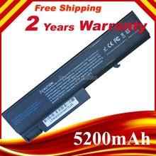 5200mAh 6Cells notebook Laptop Battery HSTNN-IB68 For HP ProBook 6450b 6440b 6530 6540b 6555b 6930p 6550b 8440p caderno