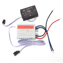 купить On/Off Touch Switch for Mirror Lamp Lighting Accessories 50/60Hz XD-621 дешево